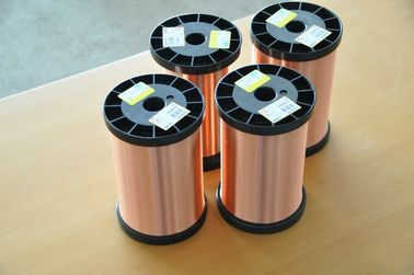 China gute Qualität UEW 0.06mm Self Bonding Wire Hot Air Ultra Fine Enameled Copper Material For Winding on ventes