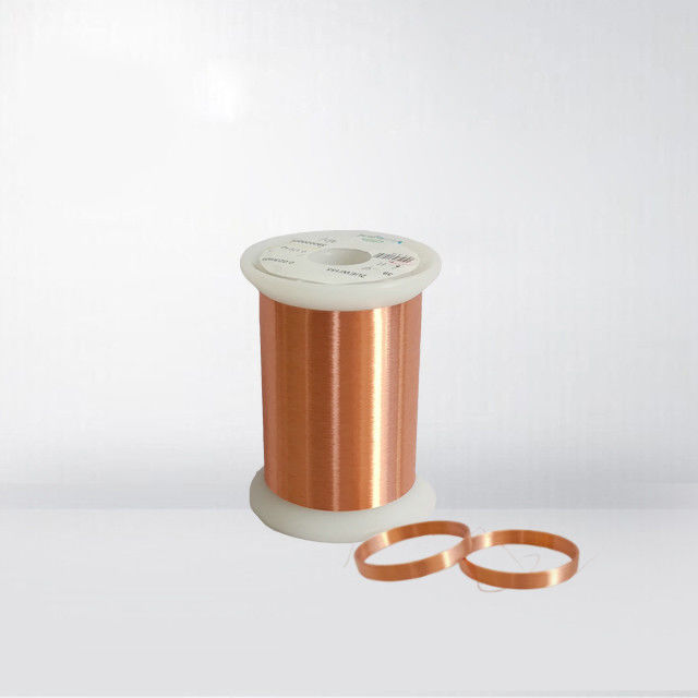 Class 155 180 Copper Self Bonding Wire Enameled Wire For Voice Coils Insulated Type