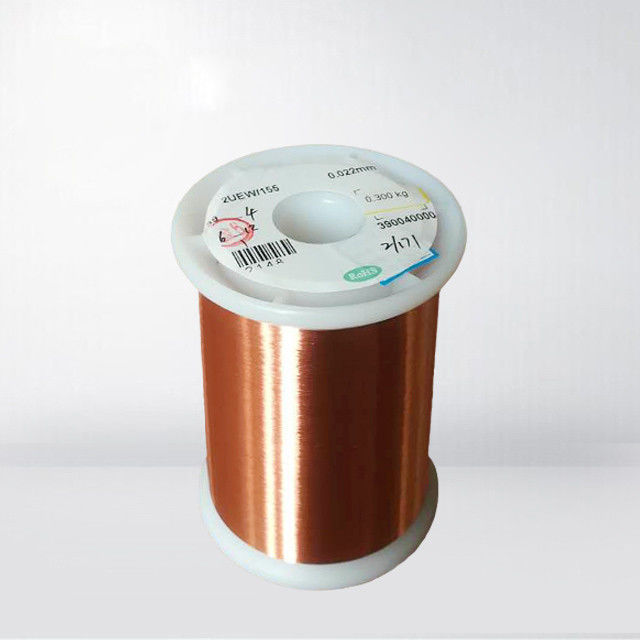Small Motor Polyureethane Enamelled Copper Wire Fine Magnet Copper Wire Solderability