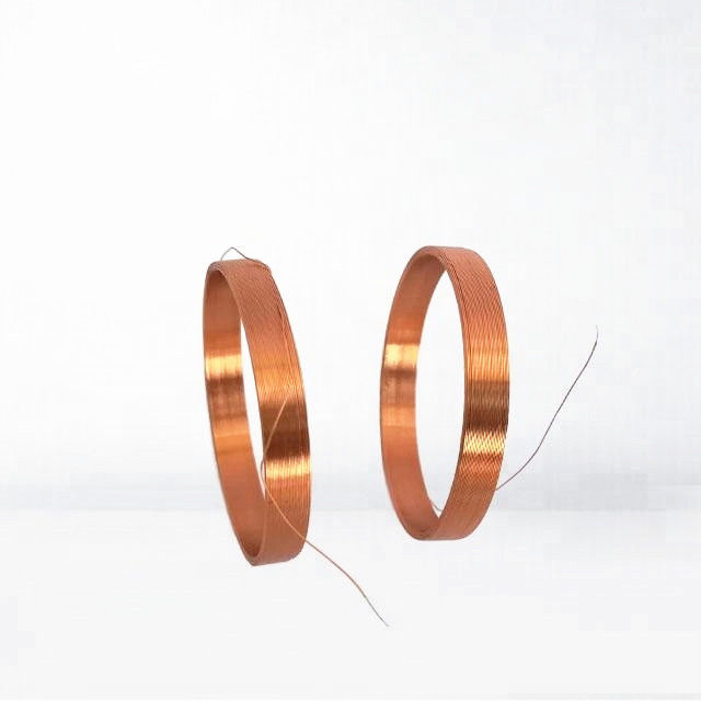 0.012-0.8mm Super Fine Ultra Thin Copper Wire Solderable NEMA Standard Motor Winding Wire