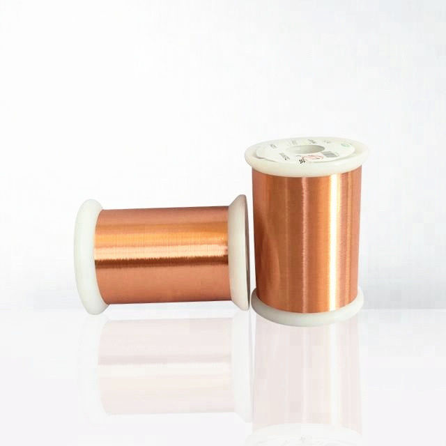 0.015mm Super Fine Enameled Copper Magnet Winding Wire For Relays / Transformer / Solenoids Coil