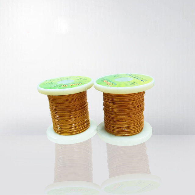 Roll Triple Insulated Magnet Wire For High Frequency Transformer Magnet Copper Wire