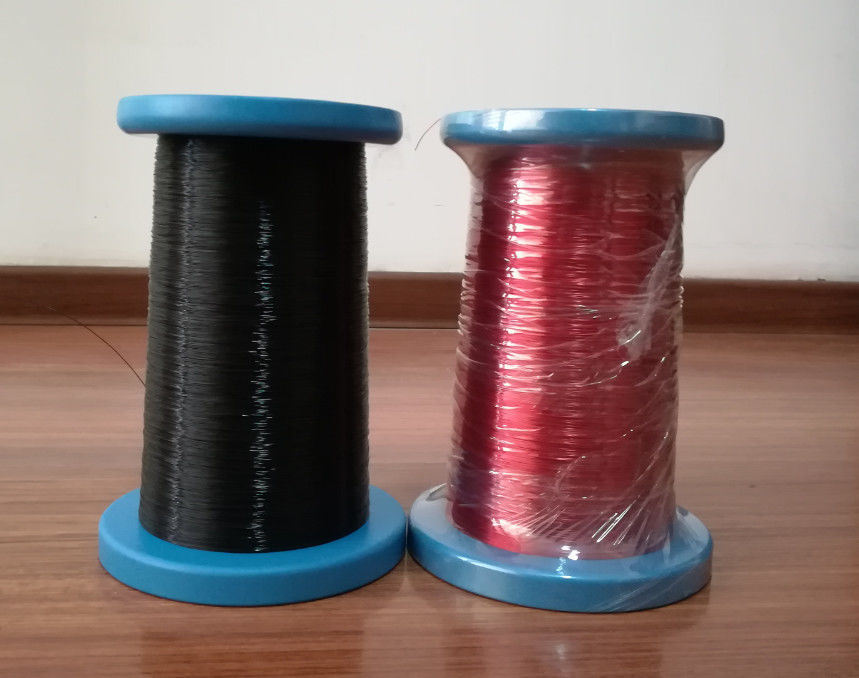 Class F 155 Triple Insulated Wire TIW Enamel Coated Copper Wire 0.07 - 0.8mm Diameter